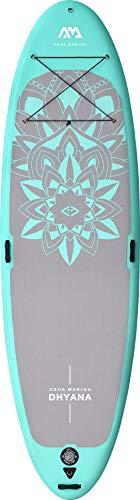 Aqua Marina Dhyana aufblasbares Yoga SUIP - ISUP, Stand Up Paddelboard 336x91x12cm