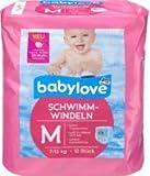babylove Schwimmwindeln Größe M, 7-13kg, 1 x 12 St