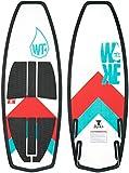 WAKETEC Wakesurf Board Shaka 58', Handgefertigter EPS Kern, für Anfänger und...