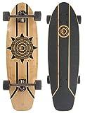 JUCKER HAWAII Carving Skateboard Skatesurfer ® PAU HANA