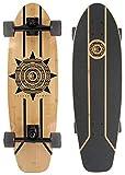 JUCKER HAWAII Skatesurfer ® Honu - Surf Skateboard 31 Inch Deck Complete