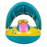 Schwimmhilfen Aufblasbares Kinderboot Beach Sommer Hingucker für Wasserspaß Familienspaß in See Meer &...
