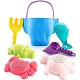 CubicFun Sandspielzeug Set für Kinder und Kleinkinder, Strandspielzeug Enthält...