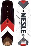 MESLE Wakeboard Pilot, Progressive Rocker, Slider Base, für Fortgeschrittene und Profis, für Cable und Boot,...