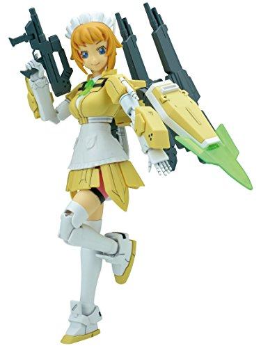 HGBF Gundam build fighters tri super Fumina 1/144 scale color-coded pre-plastic model