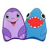 Melissa & Doug Kickboard Assortment - Dolphin and Shark