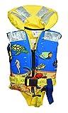Lalizas Kinder Feststoff Rettungsweste Chico 150N Schwimmweste, Größe:15-30kg