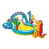 Intex Dinoland Play Center - Kinder Aufstellpool - Planschbecken - 333 x 229 x 112 cm -...
