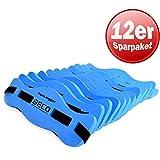 Beco 12 Aqua Jogging Gürtel Runner, bis 100kg 12er Set blau
