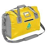 Såk Gear Herren Duffel Tasche, gelb, 60 Litre