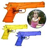 O&W Security 3X Wasserpistole mit Langer Wasserstrahl hochwertig aus ABS langlebig...