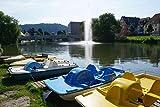 hansepuzzle 22019 Sport - Tretboot am Ufer, 2000 Teile in hochwertiger Kartonbox,...
