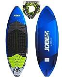 Jobe Shade WakeSurfer Surf Board mit Wakesurf Handle und Rope