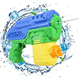 Anpro elektrische Wasserpistole Spritzpistole Spielzeug für Kinder und Erwachsene, Sommer Schwimmbad Party,...