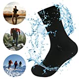 Waterfly Unisex wasserdichte Socken für Damen und Herren Ultraleichte Atmungsaktive Sport Klettern Trekking...