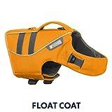 Ruffwear Schwimmweste für Hunde, Sehr große Hunderassen, Größenverstellbar, Größe: XL, Orange, Float...
