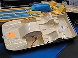 Colano Tretboot Seestern Dunkelblau/Beige