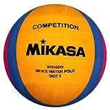 Mikasa Wasserball W6600W, gelb / blau / pink, 1211