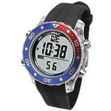 Pyle Schnorchel und Tauch Multifunktions Wassersport-Uhr mit Tauchmodus Chronograph...