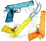TK Gruppe Timo Klingler 3er Wasserpistole Set - Wasserspritzpistole Spritzpistole klein...