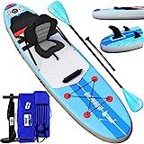 DURAERO Stand up Paddling Board Aufblasbare SUP Board Set, Paddling Surfbrett, Wassersport...