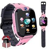 Student Kinder Smartwatch Telefon - Touchscreen Spiele Kinder Smartwatch, Anruf...