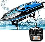 Rabing RC Boot, 2,4Ghz Hochgeschwindigkeits Ferngesteuertes Boot für Pools & Seen, 30...