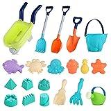 Strandspielzeug für Kleinkinder,Strand Spielzeug für Kinder Kids Beach Toys mit...