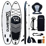 Tigerxbang SUP Board Stand Up Paddling Board   10'6' 320x80x15cm   Kayak Seat  Komplettes...