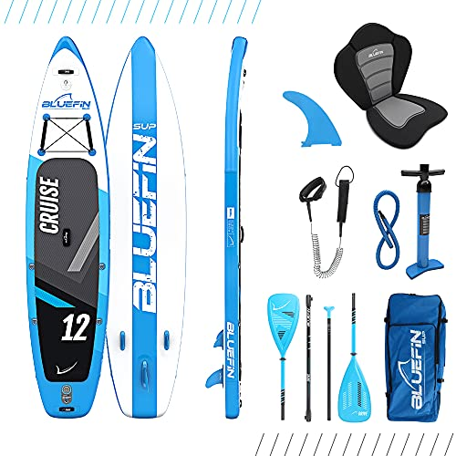 Bluefin Cruise SUP Board Set   Aufblasbares Stand Up Paddle Board   6 Zoll Dick  ...