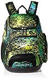 Speedo groß Teamster Rucksack, 35-Liter, Unisex, schwarz/schwarz, 35-Liter