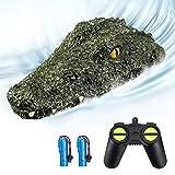 EACHINE EB01 RC Boot Kinder 2.4G Ferngesteuertes Boot Spielzeugimitat Krokodilkopf...