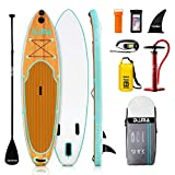 DAMA Inflatable Stand up Paddle Board (9'6''), sup Paddle Board,Drop Stitch and...