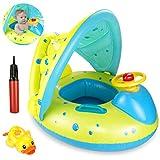 joylink Baby Schwimmring Aufblasbares Kinderboot Abnehmbaren umweltfreundlich PVC Schwimmhilfen Aufblasbares...