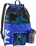 TYR Unisex Big Mesh Mummy Rucksack Tasche, Blau (Royal Blue), Einheitsgröße