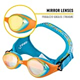 Finis Sporting Goods Treasure Frogglez Goggles, One Size