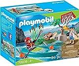 Playmobil 70035 Starter Pack StarterPack Kanu-Training, bunt
