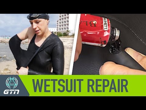 How To Repair A Wetsuit | GTN's Ultimate Guide