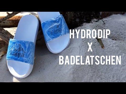 Hydro Dip X Badelatschen
