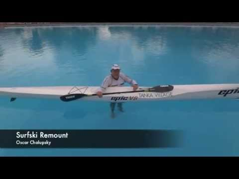 Surfski Remount with Oscar Chalupsky and Epic Kayaks