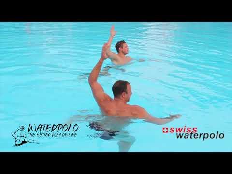 Wasserball: Körpertechniken ohne Ball