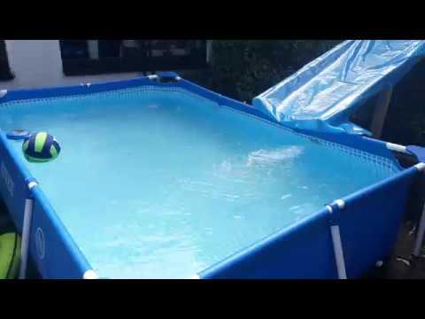 DIY Wasserrutsche für Pool
