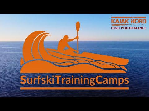 Surfski Training Camps (STC) in Deutschland an der Ostsee powered by VAJDA! Klicke auf 4K oder HD!