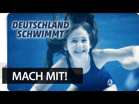 Franzis Schwimmtipp Nr. 1: Augen auf unter Wasser | Deutschland schwimmt – Mach mit!