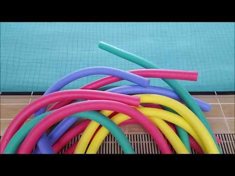 Aqua Aerobics - Noodle Workout 2