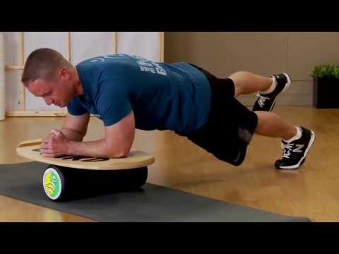 Indo Board | Balance Workouts | Indo Board Original with Roller Exercises | Indo Board Training 101