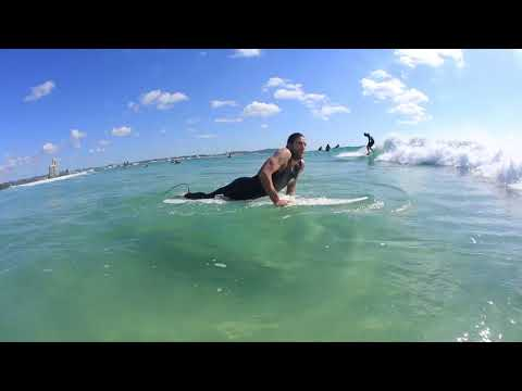 TSBW - Learn To Surf - Duck dive & Eskimo Roll