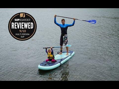 Aqua Marina Super Trip 12'2'' review / Multi person board