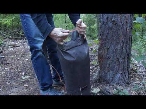 Rolltop bag