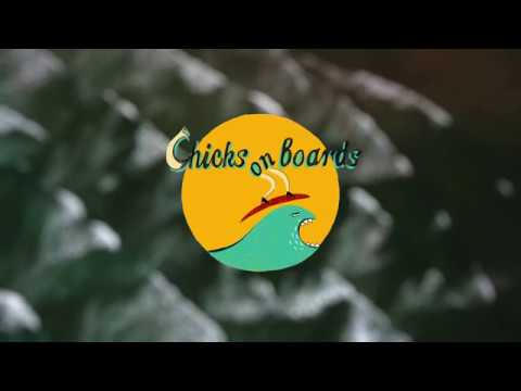 Chicks on Boards Trailer